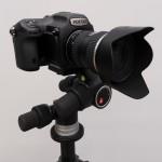 有効画素数約5140万画素の超高精細中判デジタルカメラ